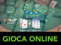 Gioca a Baccarat